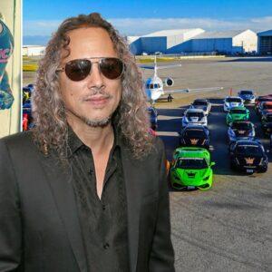 [Metallica] Kirk Hammett's Lifestyle