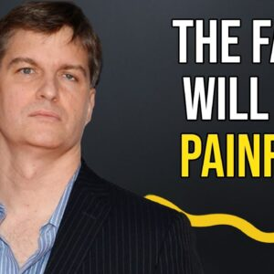 Michael Burry Is Selling Stocks & The Factors Behind It Are Alarming