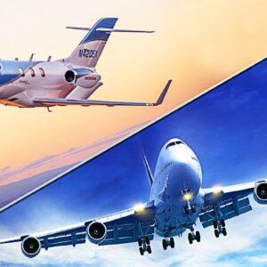 Millionaire vs Billionaire: Private Jet Edition