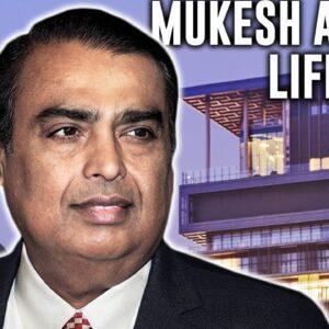 Mukesh Ambani Billionaire Lifestyle