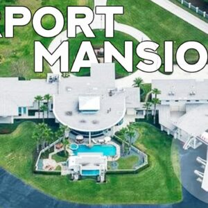 Crazy Celebrity Mansions You Need To See To Believe (The Rock, Drake, John Travolta) | Compilation