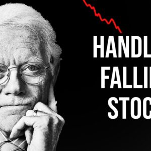 Peter Lynch: Here's How To Deal With A Falling Stock