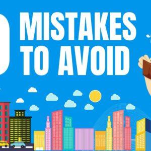 Rich People Vs Poor People - 10 Mistakes to Avoid in 2021