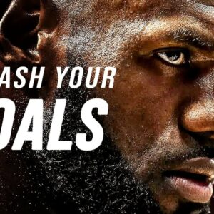 SMASH YOUR GOALS - 2021 New Year Motivational Video