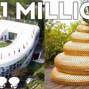 South Korea's Million Dollar Toilet Themed Home