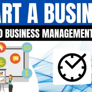 Start a Business in 2021 | With 50 Business Management Skills