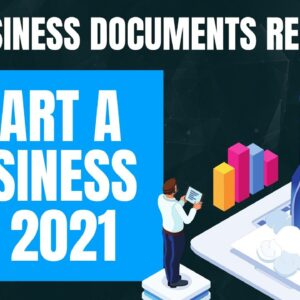 Start a business with 40 Business Documents in 2021