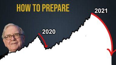 The 2021 Recession: How To Prepare For The Next Market Crash