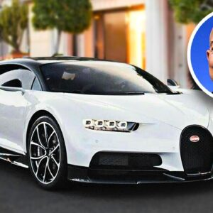 The Cars Of Famous Billionaires