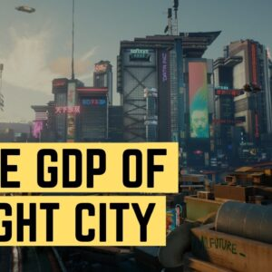 The Economy of Cyberpunk 2077: A Game of Cautionary Tales (And Bugs)