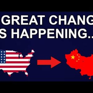 The Faltering Economy Of America Leading To The Scary Rise Of China