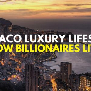 The Luxury Lifestyle of Monaco. 💵 [The Richest Place on Earth]
