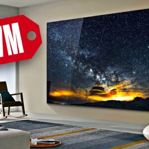 The Most Expensive TV In The World