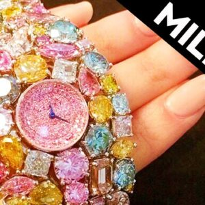The Most Expensive Watch In The World Costs $55 Million Dollars