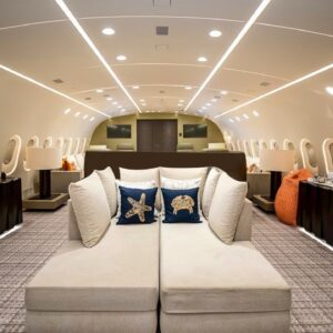 The Most Luxurious Private Jets In The World