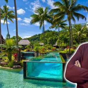 The Private Islands of the World's Richest Billionaires