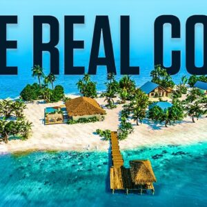 The REAL Cost of Owning A Private Island