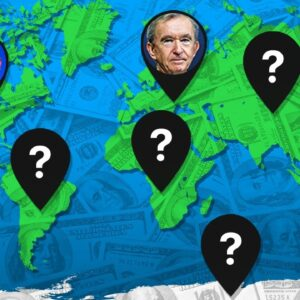 The RICHEST Person On Every Continent