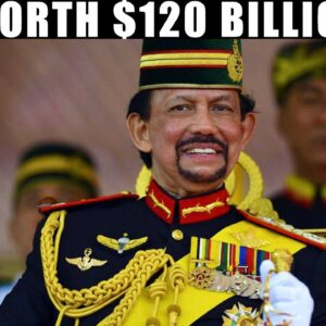 The Richest President in The World