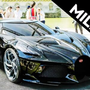 The World's Most Expensive Car #shorts