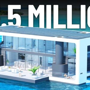 The World's Most Expensive Floating Home