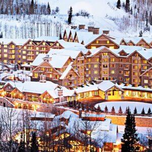 The World's Most Expensive Ski Resort