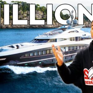 These Celebrities Have Million Dollar Yachts