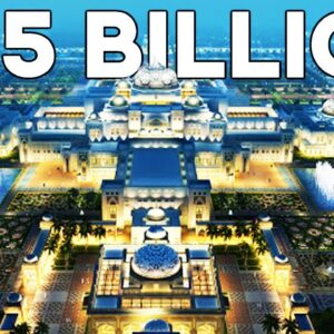 This Is The Largest Residence Of Any World Leader