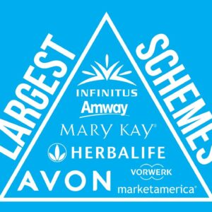 Top 10 Largest Pyramid Schemes