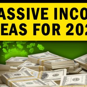 Top 5 Best Passive Income Ideas for 2021