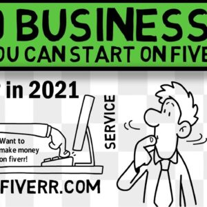 Top 50 Businesses You can Start on Fiverr - 50 Fiverr Jobs in 2021