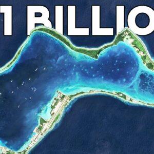 USA's $1 Billion Dollar Secret Airbase