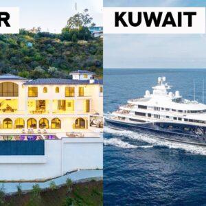 What $100 Million Dollars Buys Around The World