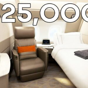 What The Most Expensive First Class Tickets Get You