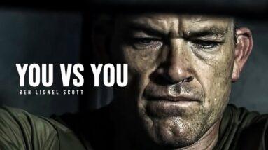 YOU VS YOU - Motivational Speech