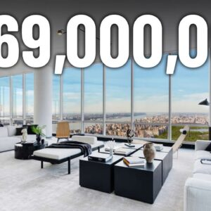10 Most Expensive Penthouses For Sale In NYC