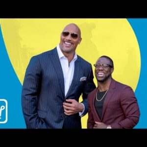 15 Things KEVIN HART & THE ROCK Have In Common