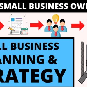 15 Things to Learn for Small Business Planning and Strategy