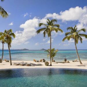 9 homes with private beaches