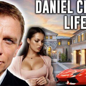 Daniel Craig Billionaire Lifestyle | House, Cars, Girls