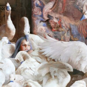 discover the dreamlike works of artist guillermo lorca