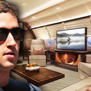 How The Richest Billionaires Travel