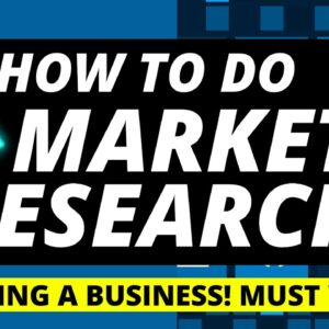 How to do Market Research for Small Business