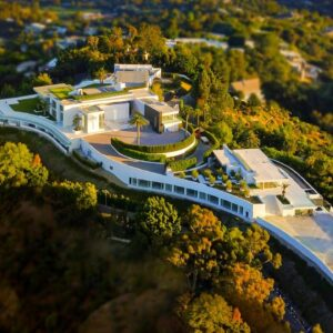 Inside Bel Air's $500 Million Mega Mansion