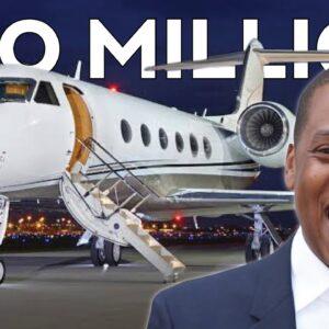 Inside Jay-Z's $40 Million Dollar Private Jet