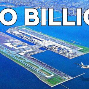Japan's $20 Billion Dollar Floating Airport Is Sinking