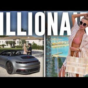 Rich Billionaire Lifestyle Motivation & Visualization 2021