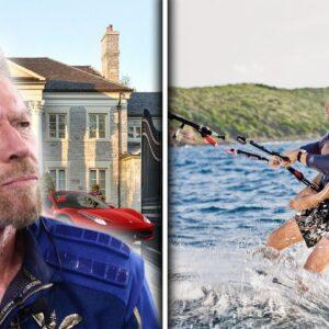 Richard Branson Billionaire Lifestyle | Net worth, House, Cars, Wife