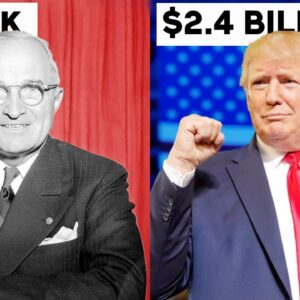 U.S. Presidents Ranked From Poorest to Richest