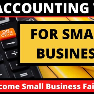 20 Small Business Accounting Tips to Overcome Business Failure